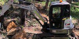 JDS Bobcat & Truck Services Track Mounted