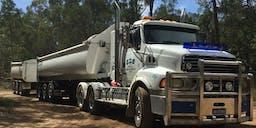 JDS Bobcat & Truck Services Tipper