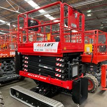 Logo of All Lift Forklifts & Access Equipment