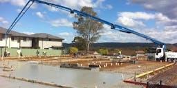 A.F. Concrete Pumping Pty Ltd Boom Pumps