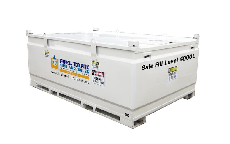 Fuel Tank and Cell