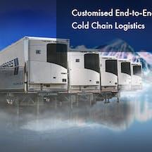 Logo of Karras Cold Logistics