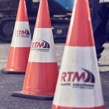 Logo of RTM Traffic Solutions