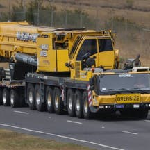 Logo of Williamstown Crane Hire Trading As McKay United