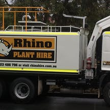 Logo of Rhino Plant Hire