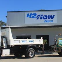 Logo of H2flow Hire