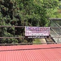 Logo of Scaffrail Pty Ltd