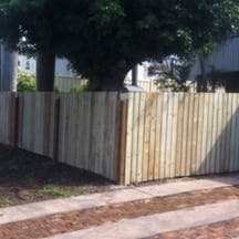 Logo of WOODWIZARD FENCING AND LANDSCAPING