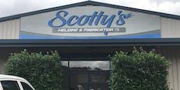 Scotty's Welding & Fabrication banner