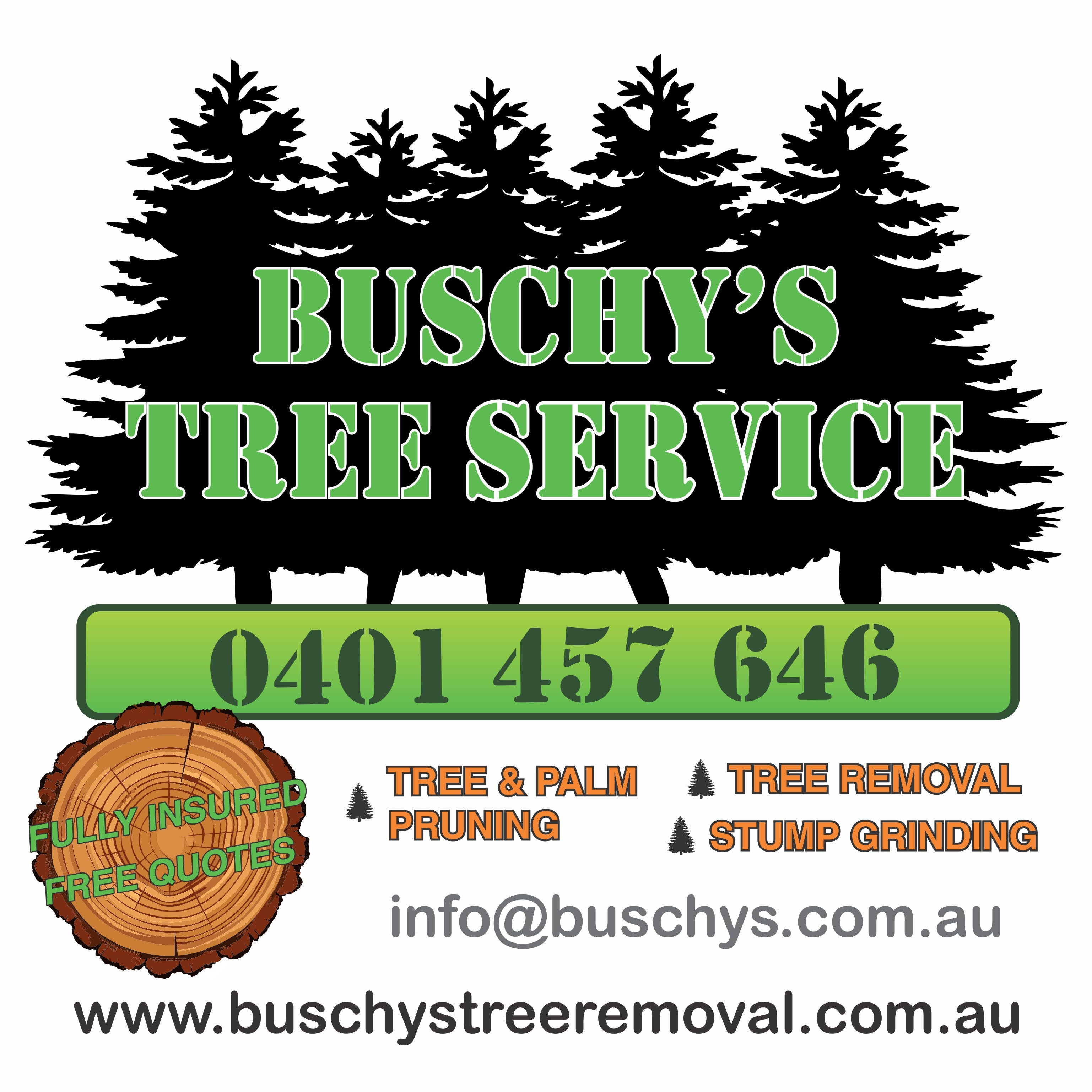 Buschy's Tree Service