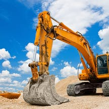 Logo of KNN Excavation