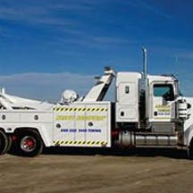 Logo of Hahndorf Towing Service