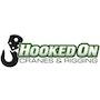 Hooked On Cranes & Rigging logo