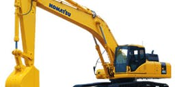 Bill McGrath Pty Ltd Track Mounted Excavator