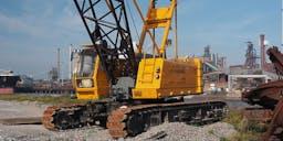 Benlinc Pty Ltd Crawler Crane