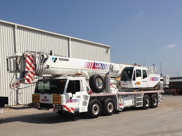 Membrey's Transport and Crane HIre