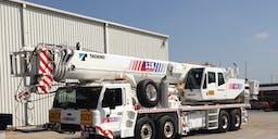 Big Lift Cranes  Mobile Slewing Crane