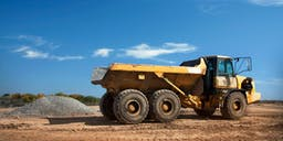 Brefni Excavations and Earthmoving Articulated Dump Truck