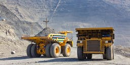 AE Group Civil and Mining Rigid Rear Dump Truck