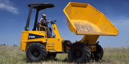 Brefni Excavations and Earthmoving Site Dumpers and Front Tippers