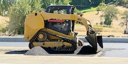 Black cat civil Posi Track