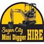 Sugar City Mini Digger Hire logo