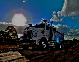 Road Train Road Truck for hire - Consolidated Mining and Civil