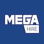 Mega Hire logo