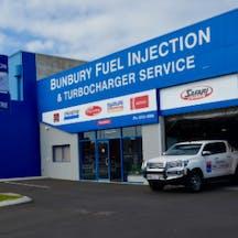 Logo of Bunbury Fuel Injection