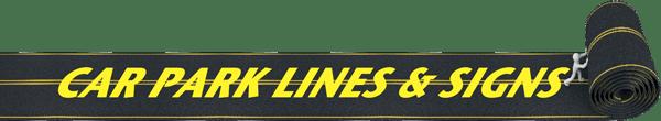 Car Park Lines & Signs