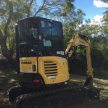 Logo of Darling Downs Bobcat and Tipper Hire