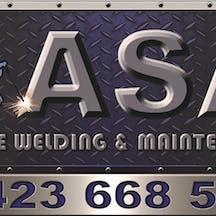 Logo of ASA Mobile Welding & Maintenance