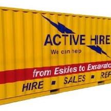 Logo of Active Hire Service Pty Ltd