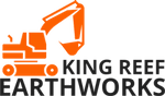 King Reef Earthworks logo