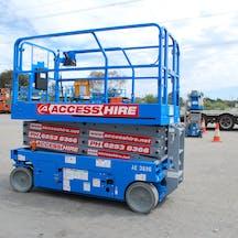 Logo of Access Hire Australia - NSW