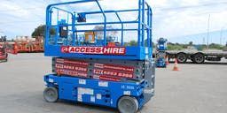 Access Hire Australia - NSW Scissor Lifts- Electric