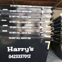 Logo of Harry's Bins