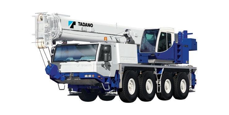 51t - 100t SWL Cranes for hire - Crane Hotline