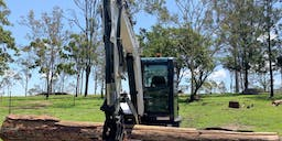 Siteworks Contracting Track Mounted