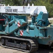 Logo of SVSR Mini Crane Hire