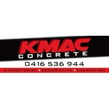 Logo of Kmac Concrete