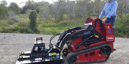 Austcare Environmental Services Dingo Loader