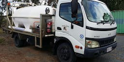 Austcare Environmental Services Truck Mounted Water Cart