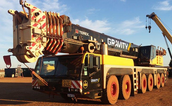 Gravity Crane Services Pty Ltd