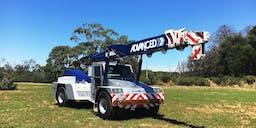 Advanced Cranes and Rigging Non Slewing Mobile Crane