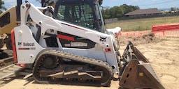 Ballard's Earthmoving & Demolition Posi Track