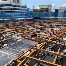 Logo of A & P Construction Services