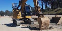 ADVANCED PLANT HIRE PTY LTD Track Mounted Excavator