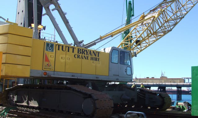 Tutt Bryant Heavy Lift & Shift