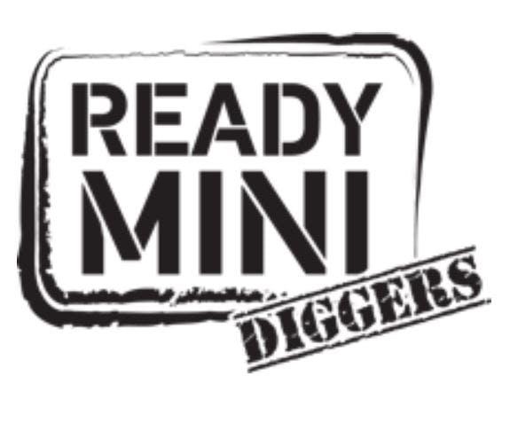 Ready Mini Diggers